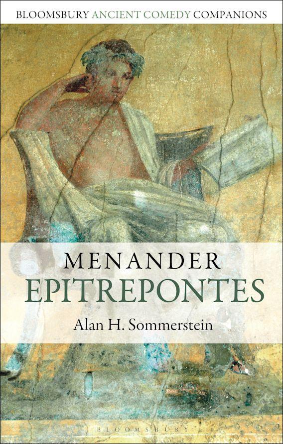 Menander: Epitrepontes cover