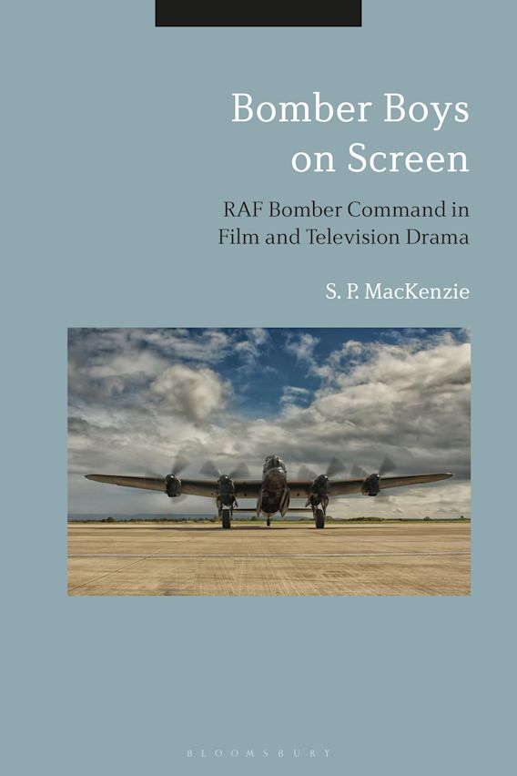 Bomber Boys on Screen cover