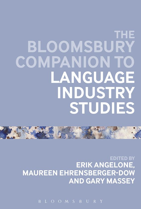 The Bloomsbury Companion to Language Industry Studies cover