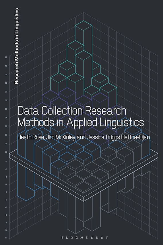 Data Collection Research Methods in Applied Linguistics cover