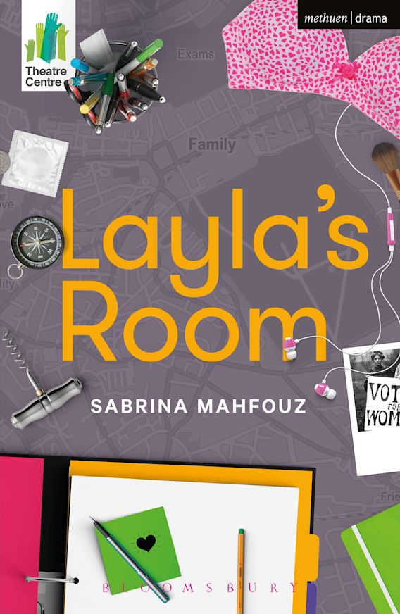 Layla's Room cover