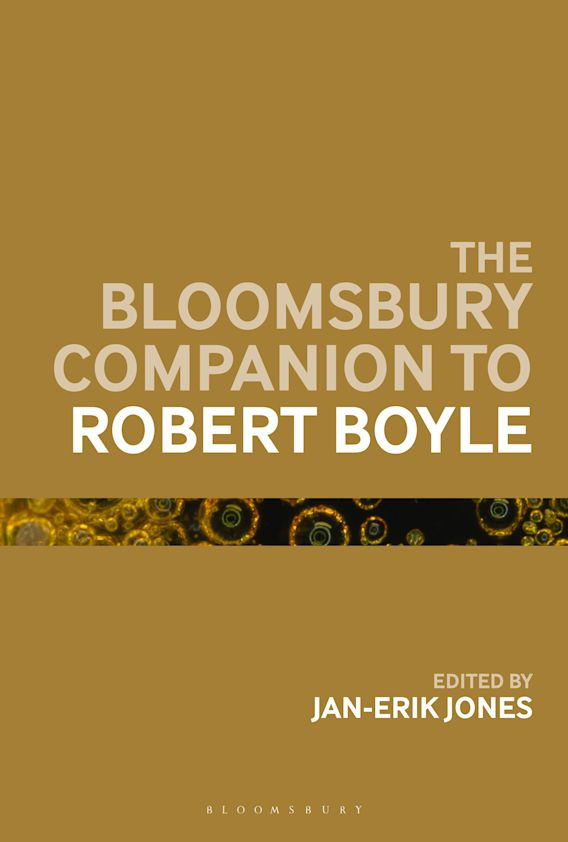 The Bloomsbury Companion to Robert Boyle cover