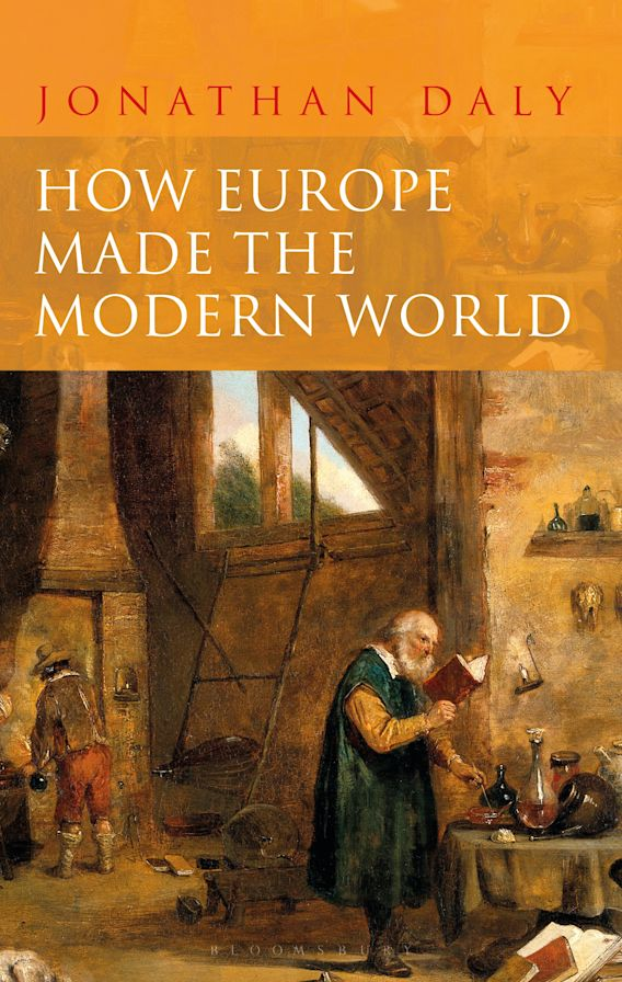 How Europe Made the Modern World cover