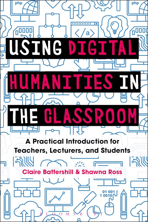 Using Digital Humanities in the Classroom cover