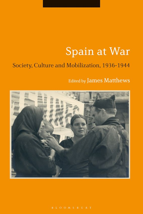Spain at War cover