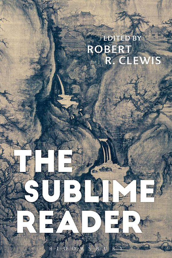 The Sublime Reader cover