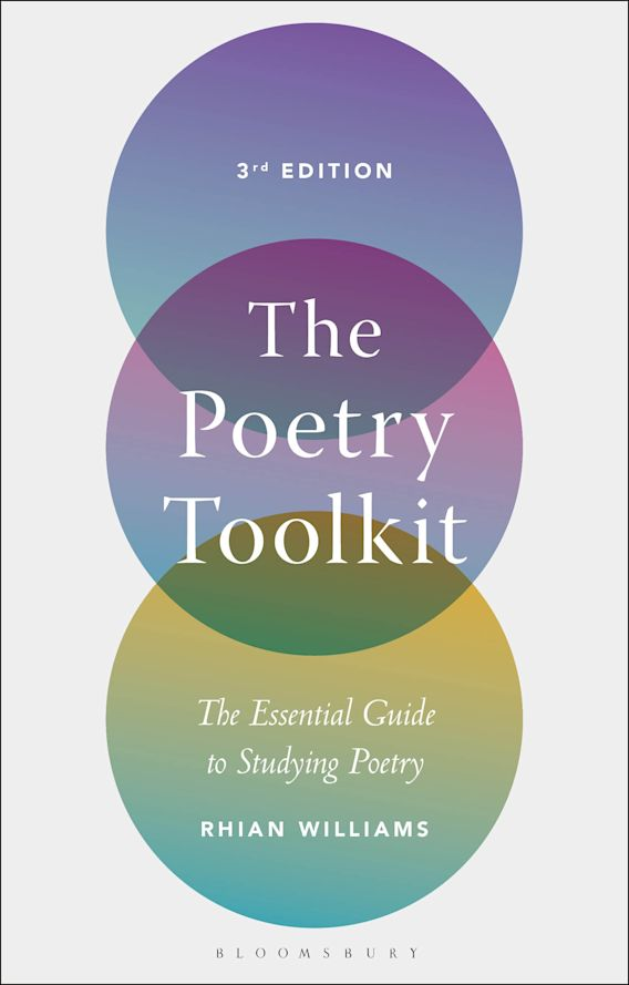 The Poetry Toolkit cover