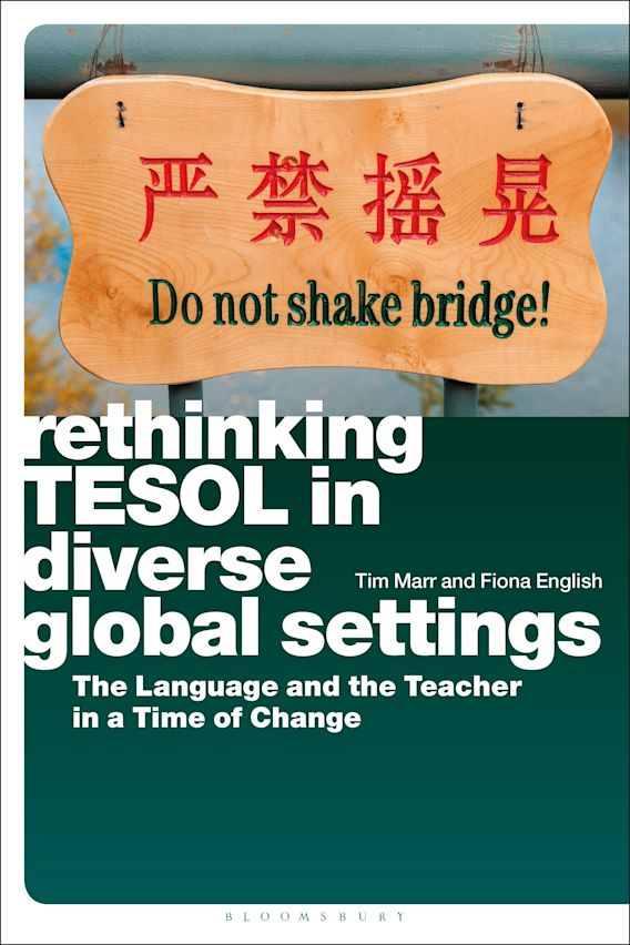 Rethinking TESOL in Diverse Global Settings cover