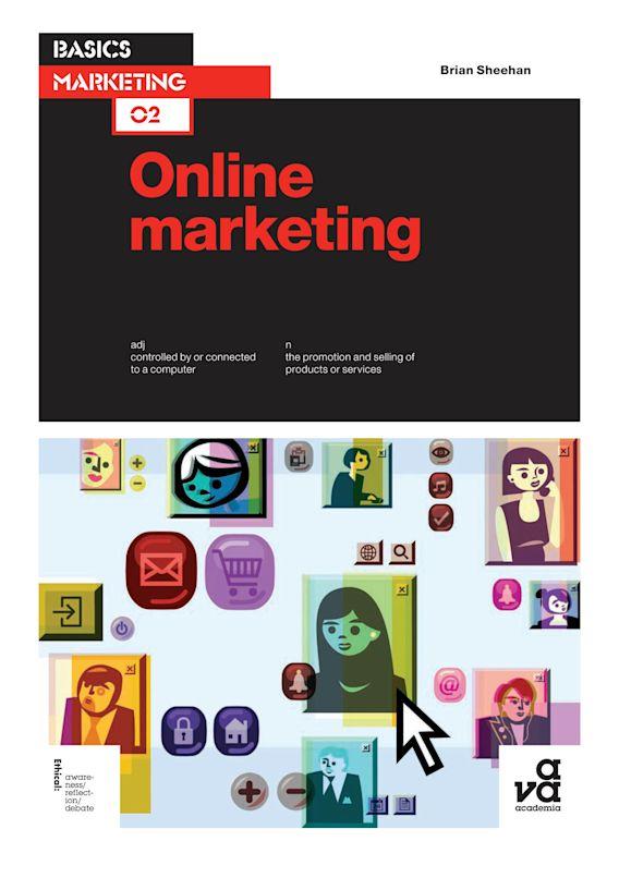 Basics Marketing 02: Online Marketing cover