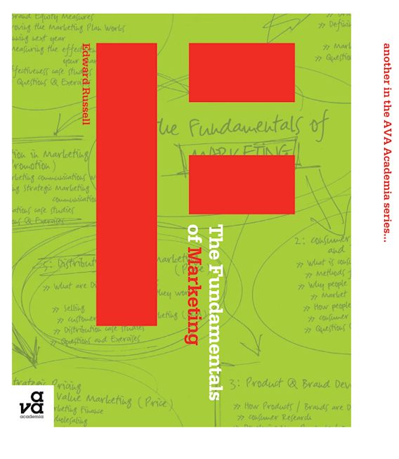 The Fundamentals of Marketing cover