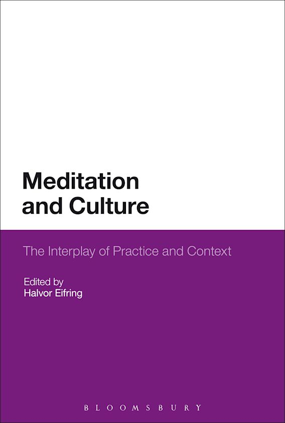 Meditation and Culture cover