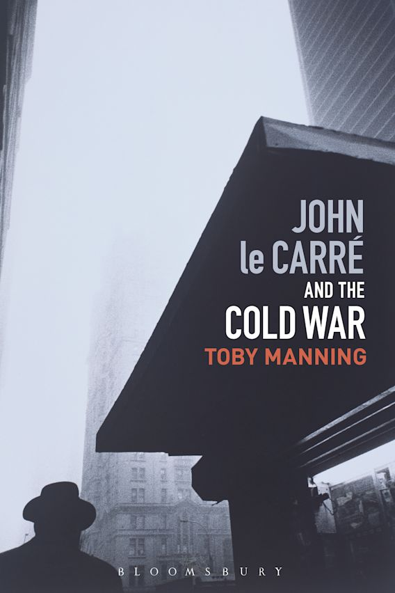 John le Carré and the Cold War cover