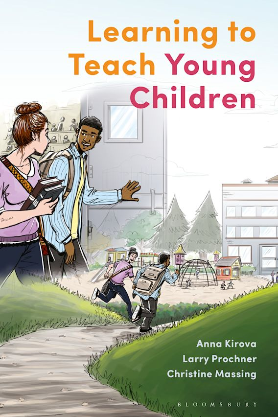Learning to Teach Young Children cover