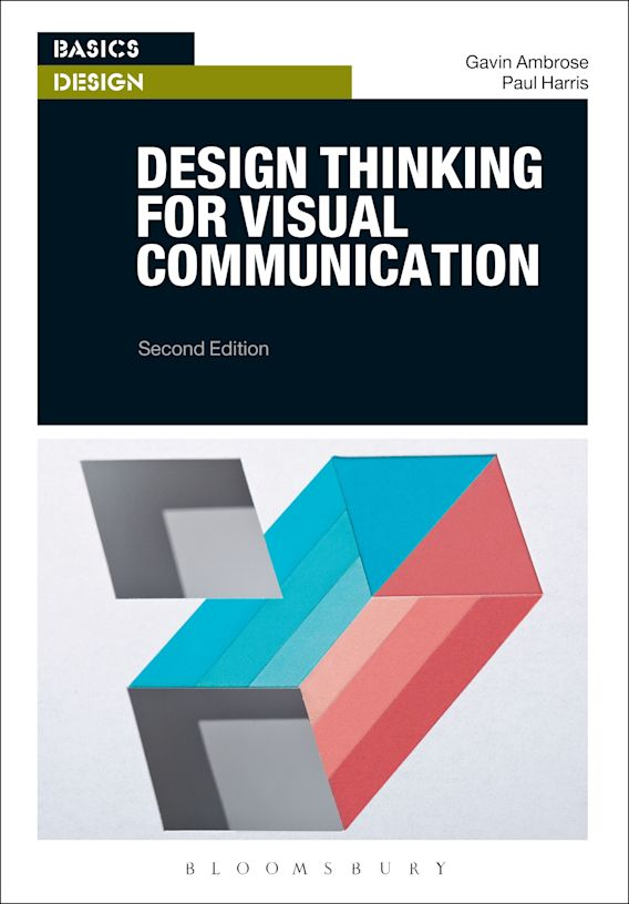 Design Thinking for Visual Communication cover