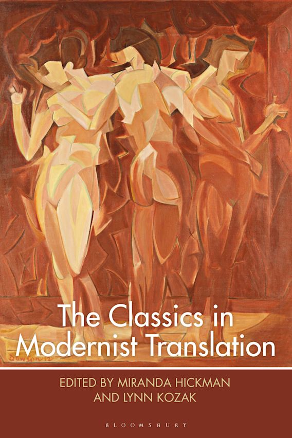The Classics in Modernist Translation cover