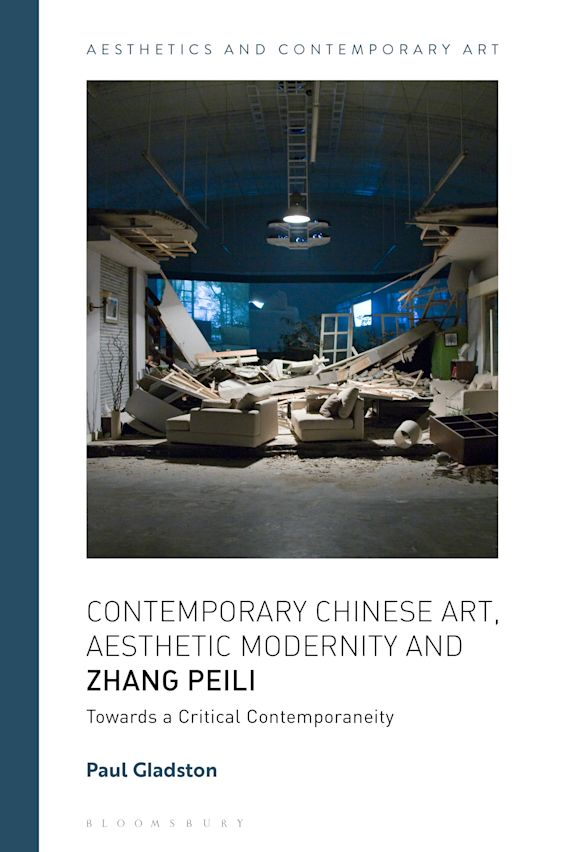 Contemporary Chinese Art, Aesthetic Modernity and Zhang Peili cover
