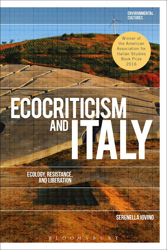 Ecocriticism and Italy cover