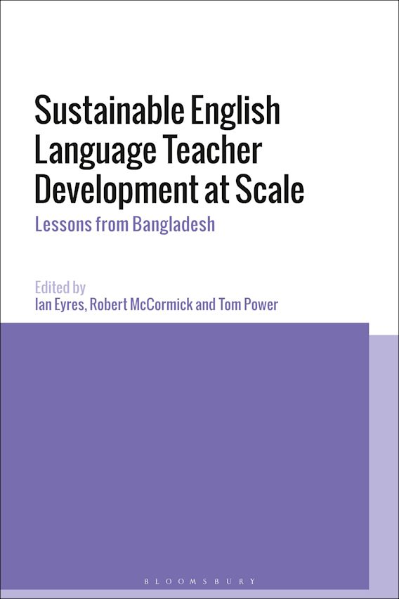 Sustainable English Language Teacher Development at Scale cover