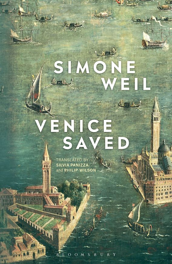 Venice Saved cover