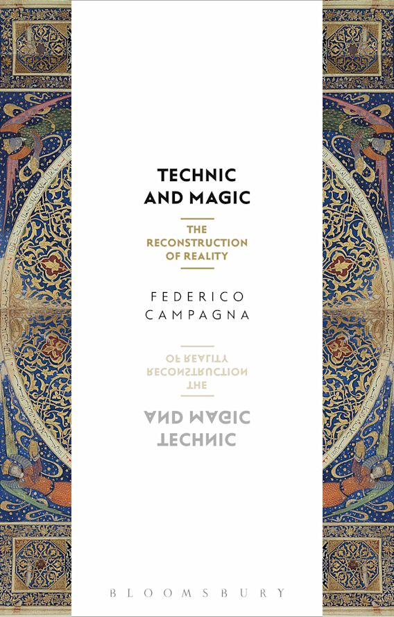 Technic and Magic cover