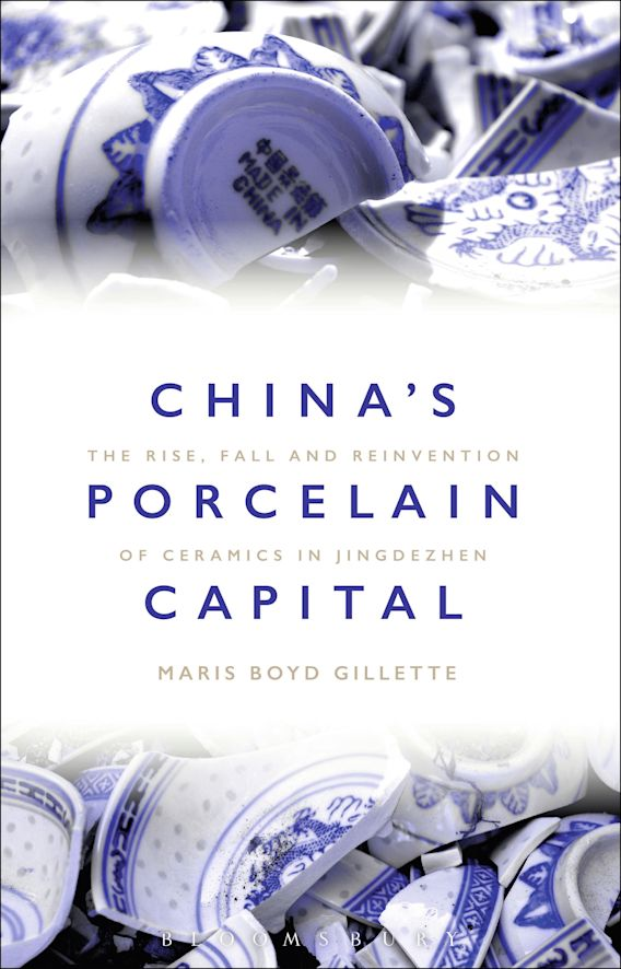 China's Porcelain Capital cover