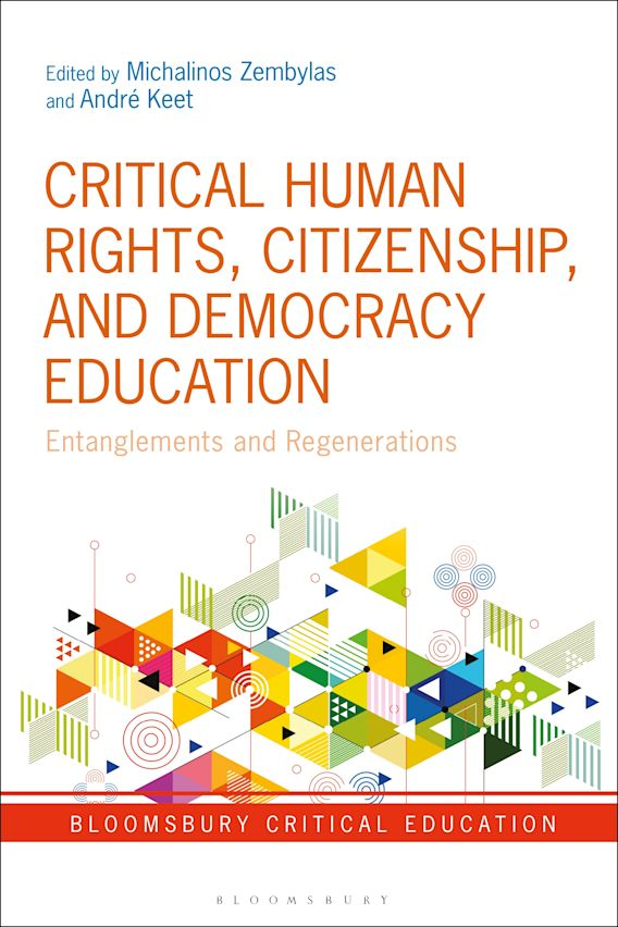 Critical Human Rights, Citizenship, and Democracy Education cover
