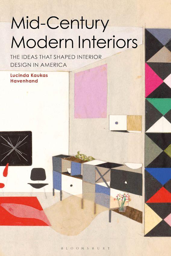 Mid-Century Modern Interiors cover
