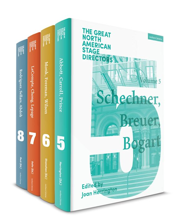 The Great North American Stage Directors Set 2 cover