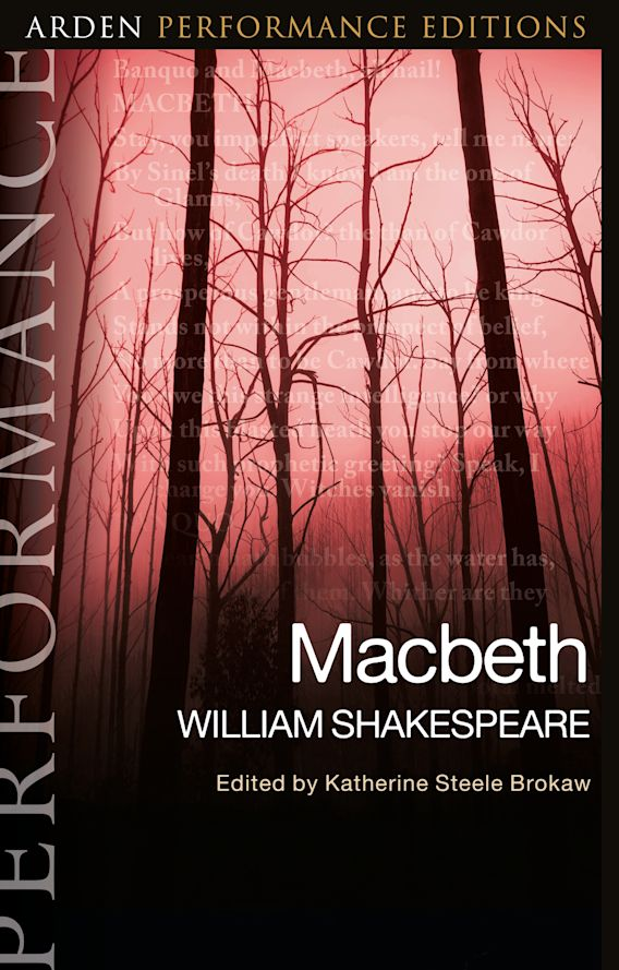 Macbeth: Arden Performance Editions cover