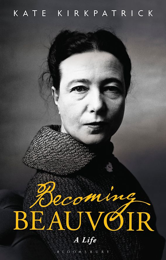 Becoming Beauvoir cover