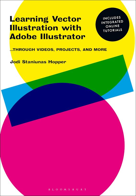 Learning Vector Illustration with Adobe Illustrator cover