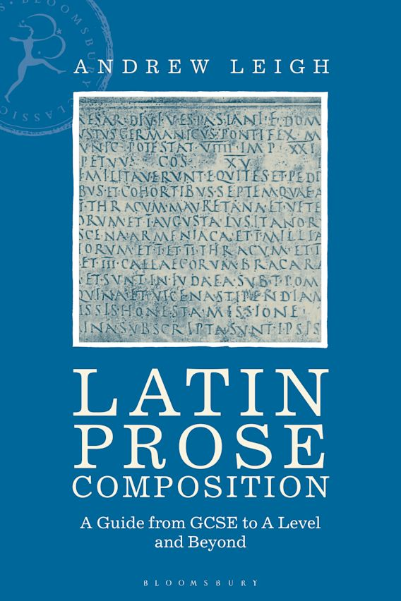 Latin Prose Composition cover