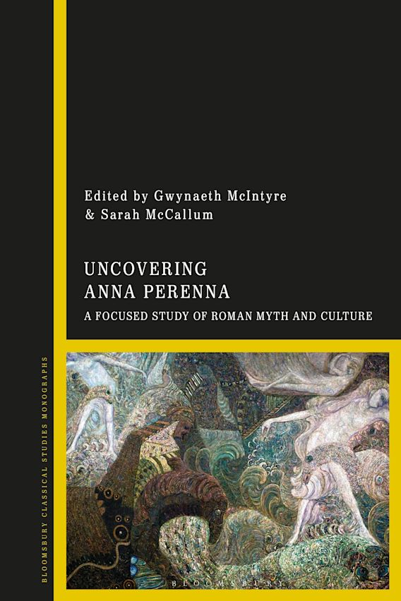 Uncovering Anna Perenna cover