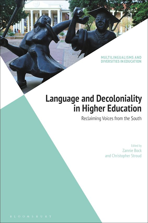 Language and Decoloniality in Higher Education cover