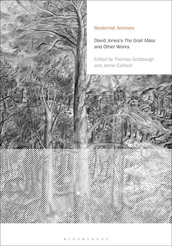 David Jones's The Grail Mass and Other Works cover