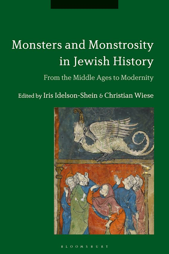 Monsters and Monstrosity in Jewish History cover