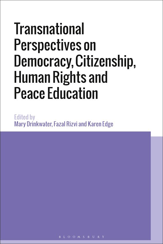 Transnational Perspectives on Democracy, Citizenship, Human Rights and Peace Education cover