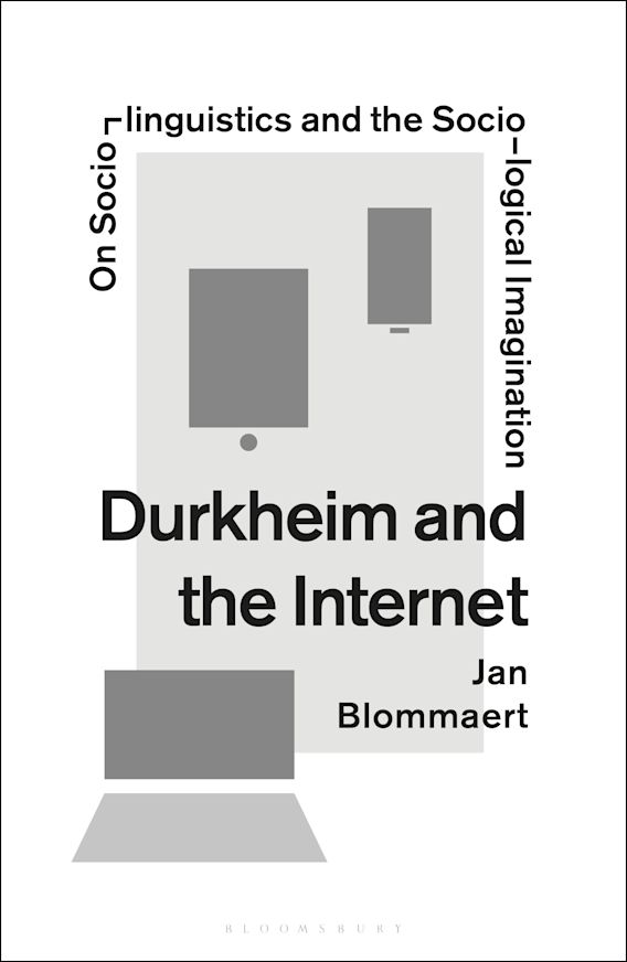 Durkheim and the Internet cover