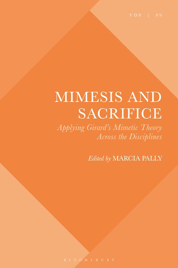 Mimesis and Sacrifice cover