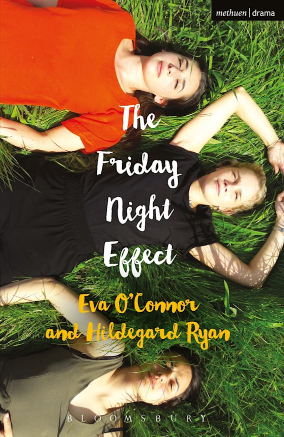 The Friday Night Effect cover