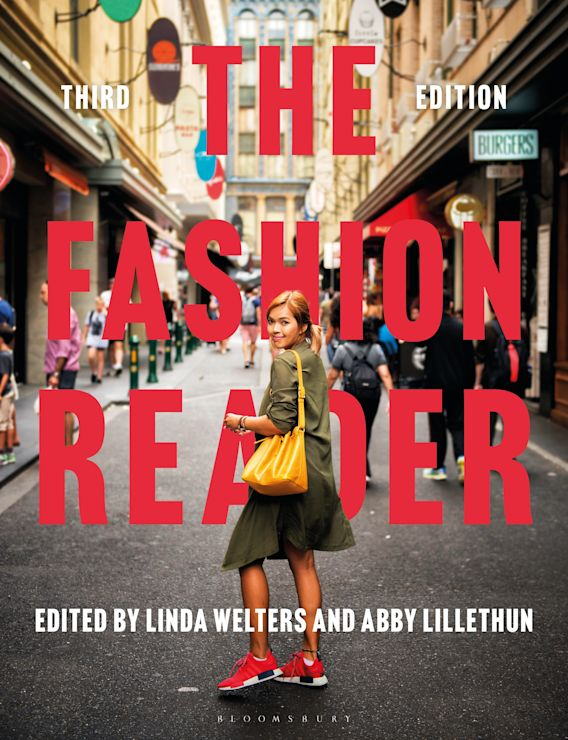 The Fashion Reader cover