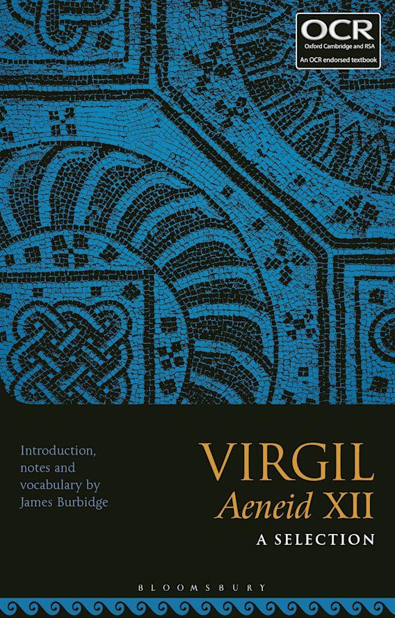 Virgil Aeneid XII: A Selection cover