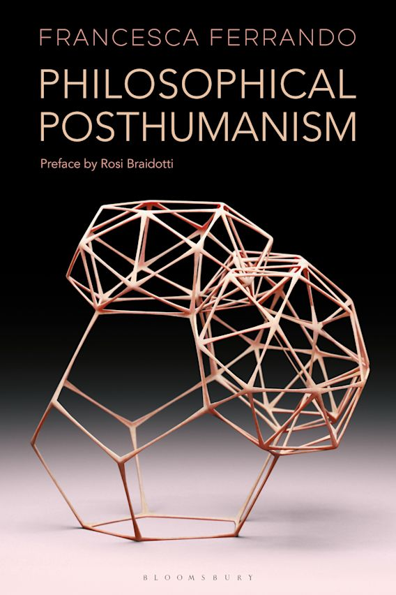 Philosophical Posthumanism cover