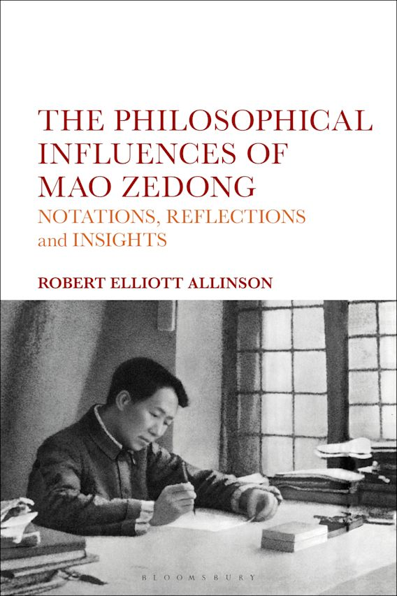 The Philosophical Influences of Mao Zedong cover