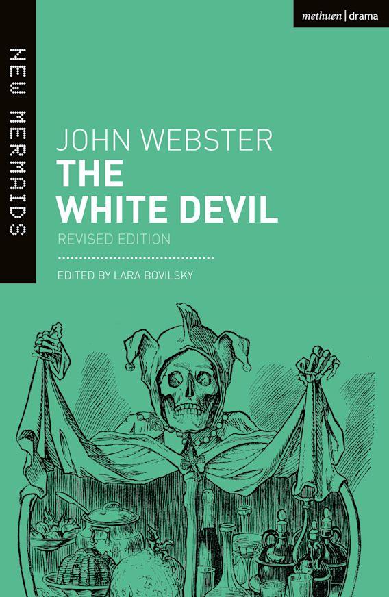 The White Devil cover
