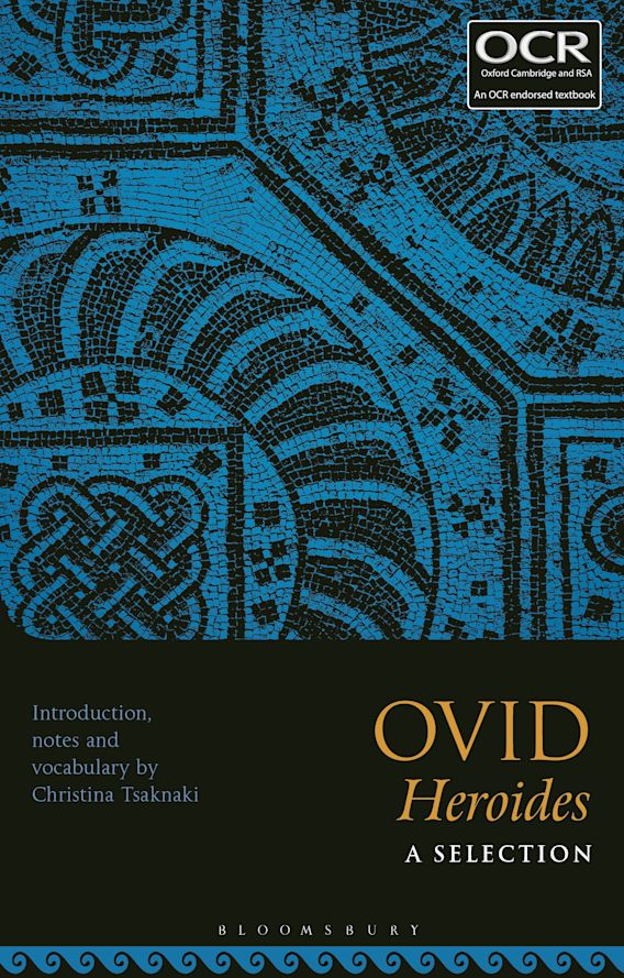 Ovid, Heroides: A Selection cover