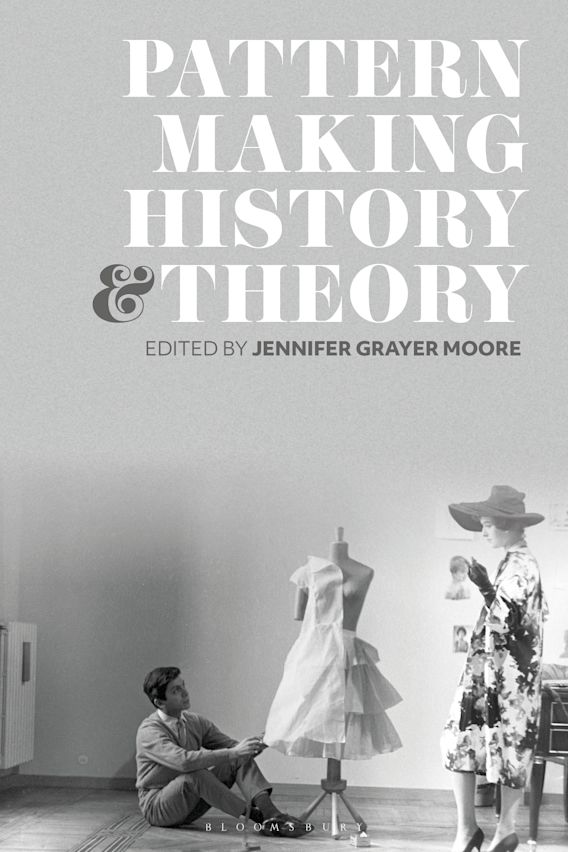 Patternmaking History and Theory cover