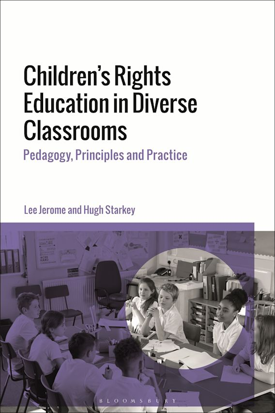 Children's Rights Education in Diverse Classrooms cover