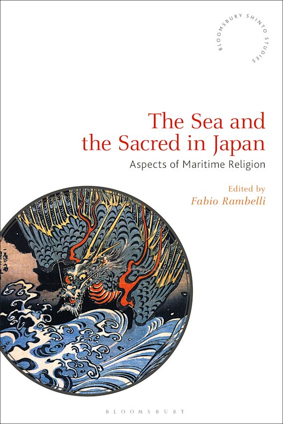 The Sea and the Sacred in Japan cover
