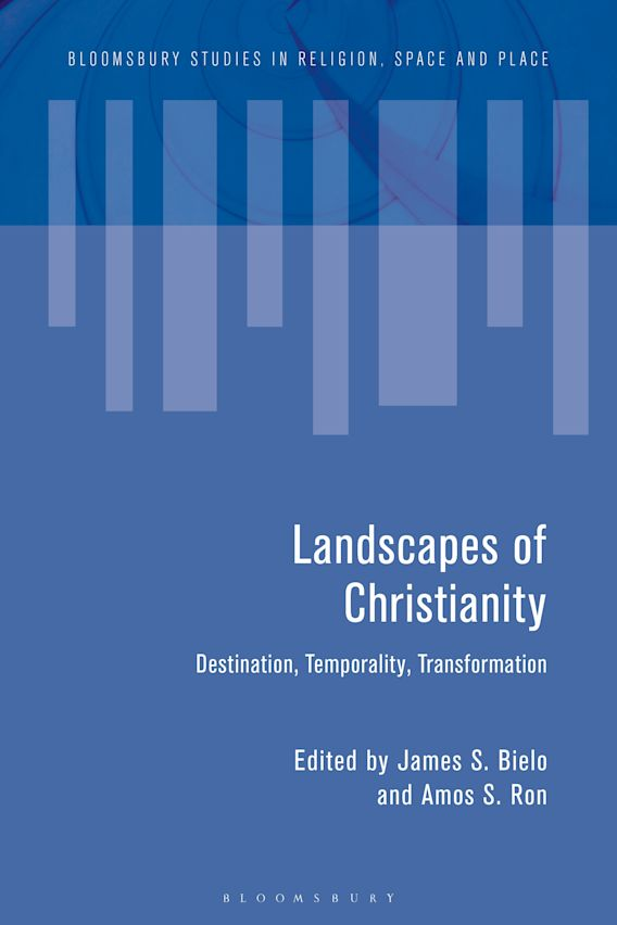 Landscapes of Christianity cover